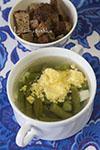 Суп Мимоза