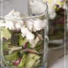 Весенний мятный салат