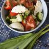 Простой сибирский салат