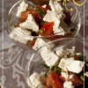 Салат с щавелем и помидорами