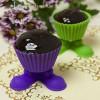 Веселые шоколадные кексы