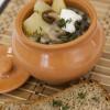 Чешский картофельно-грибной суп