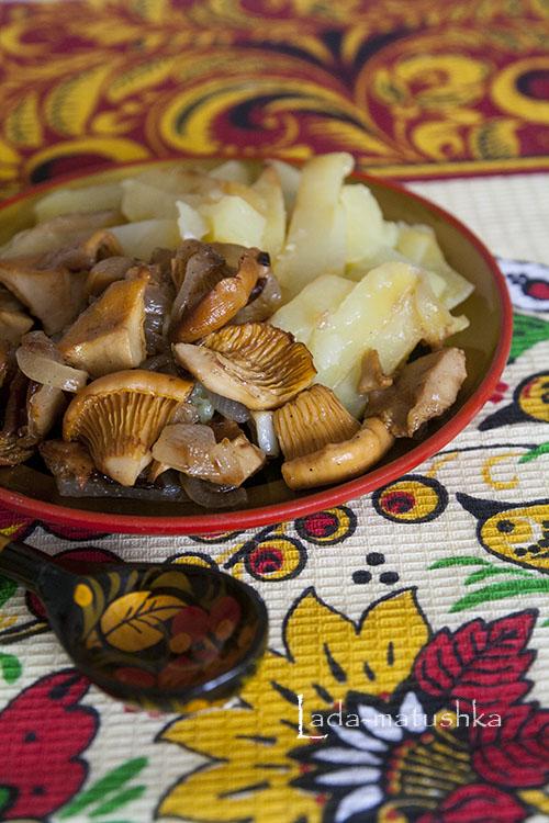 Пельмени с гречкой и грибами - Вот такие пироги