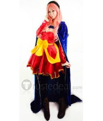 Fairy Tail Meredy adult Cosplay Costume