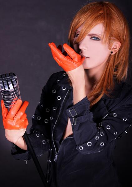 Uta no Prince sama Ren Jinguji cosplay