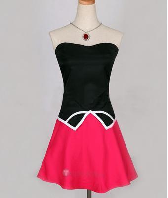 Puella Magi Madoka Magica Sakura Kyoko Cosplay dress