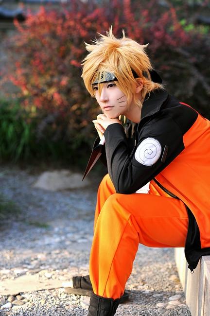 Handsome Naruto Uzumaki Cosplay: laddypan — LiveJournal