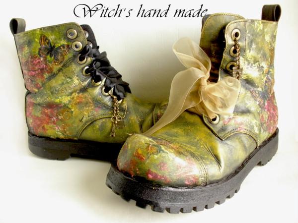 2 ботинка