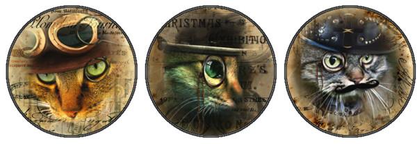 стимпанк-коты 3
