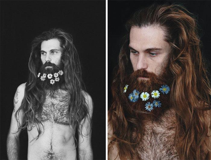 mens-wacky-new-trend-flower-beards-16
