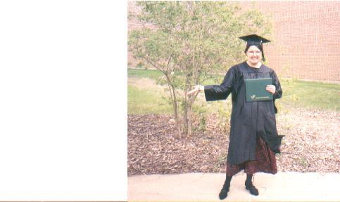 Graduation, 18 May, 2003