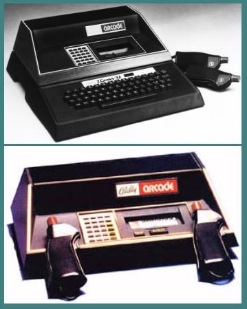 1 Bally Astrocade 1977