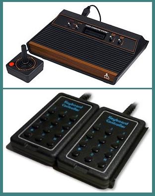 2 Atari 2600 1977