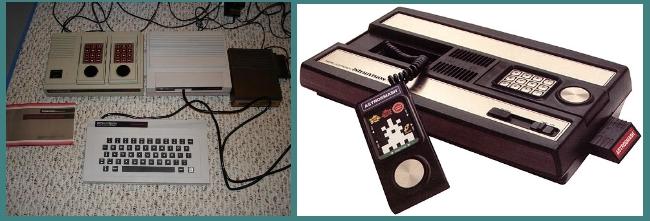 5 Mattel Intellivision