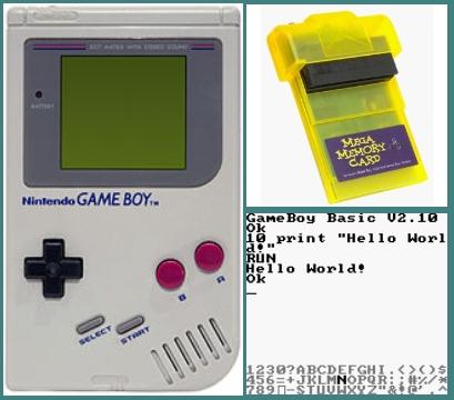 9 Nintendo Game Boy