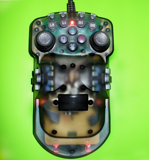 one-hand controller