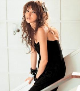 Lena Fujii Sexy Singer