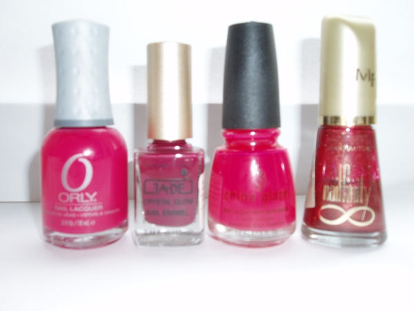 продам Orly Collistar Sally Hansen China Glaze Maxfactor Ja De
