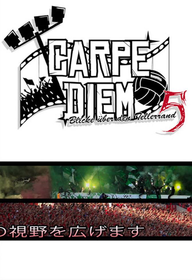 Carpe Diem_Blicke über den Tellerrand 5_Doppel-DVD
