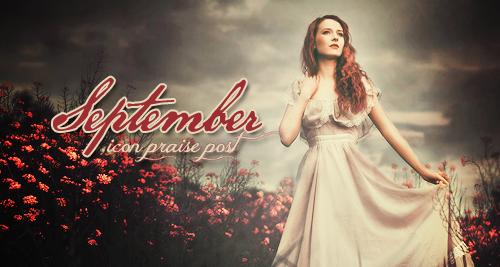 September 2015 praise