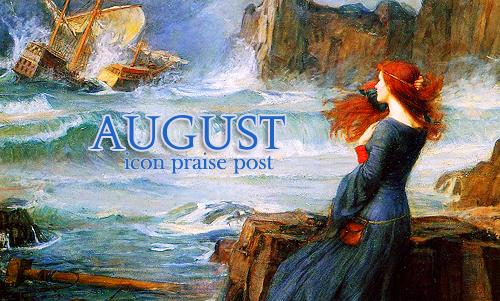 August 2016 praise
