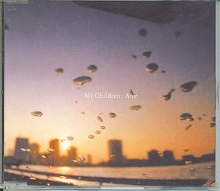 Mr. Children- Any