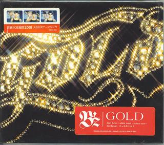 B'z-Gold