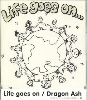 Dragon Ash-Life Goes On