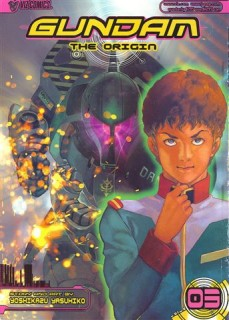 Gundam-The Origin