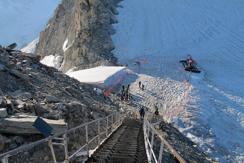 Glacier Argantiers 3