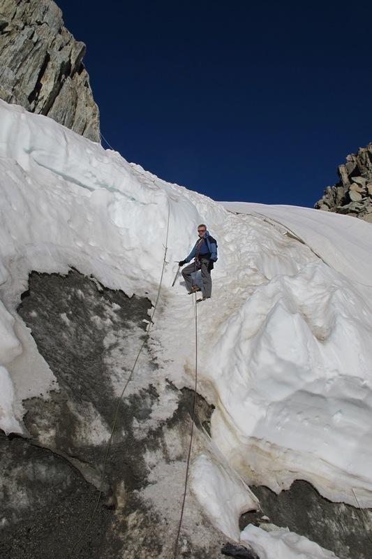 Glacier Argantiers 4