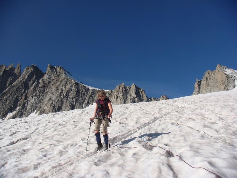 Glacier Argantiers 7