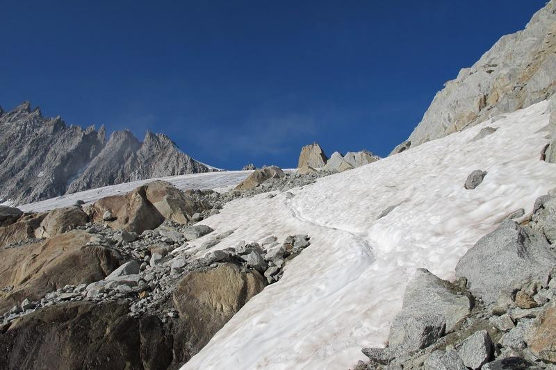 Glacier Argantiers 8