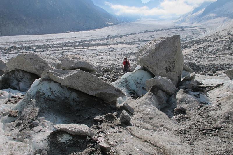 Glacier Argantiers 10