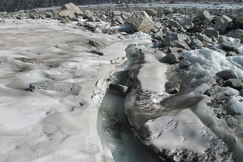 Glacier Argantiers 11