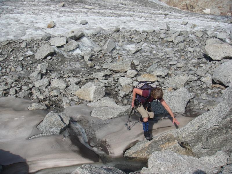 Glacier Argantiers 11a