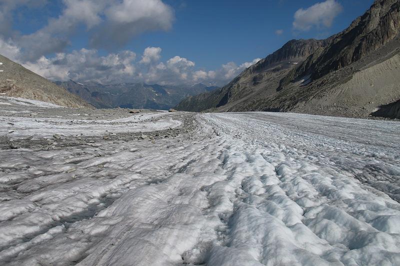 Glacier Argantiers 12