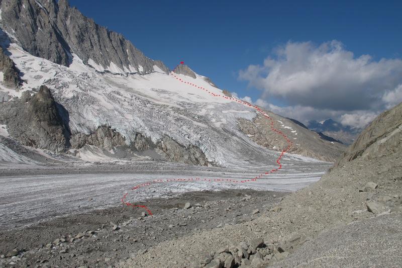 Glacier Argantiers 13