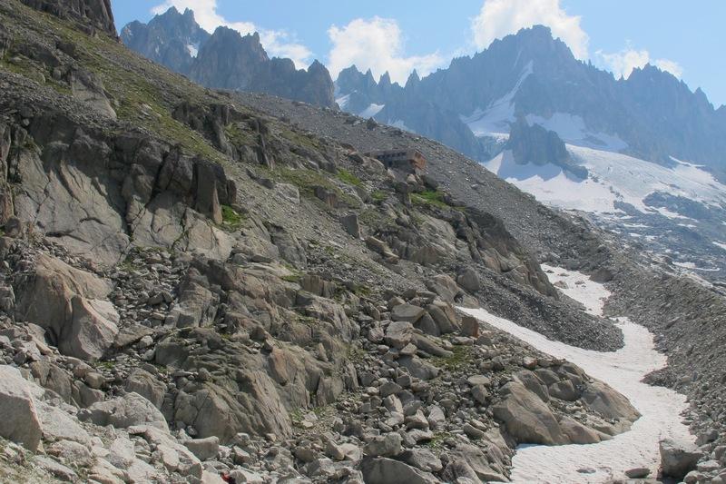Glacier Argantiers 15
