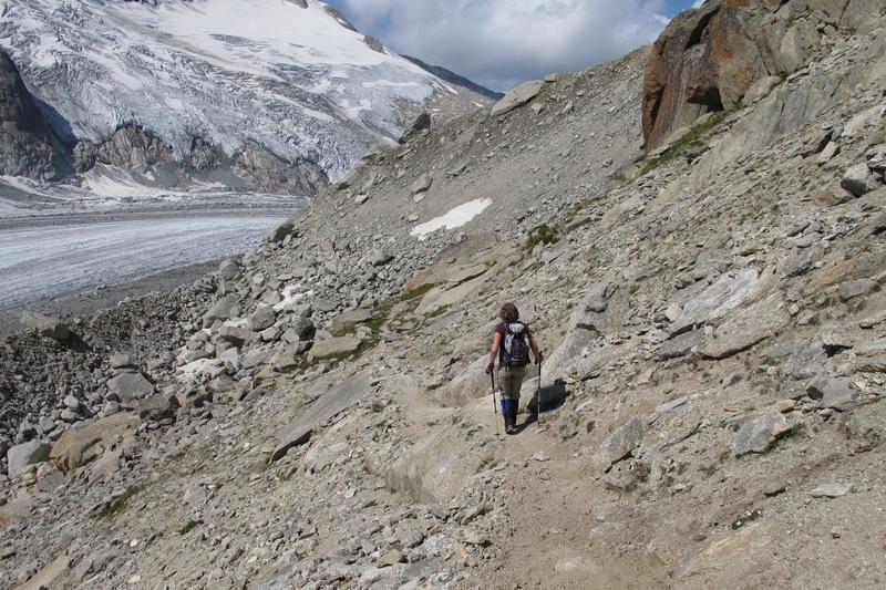Glacier Argantiers 19