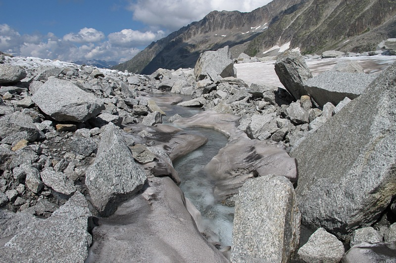 Glacier Argantiers 25