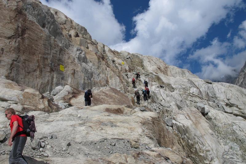 Glacier Argantiers 26