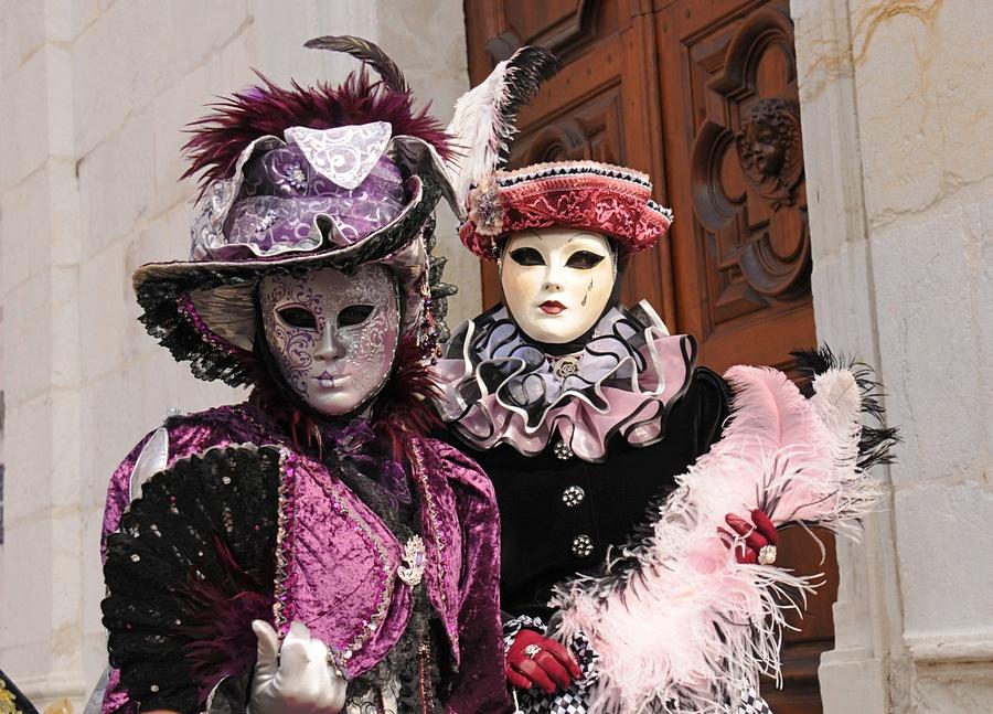 Венецианский карнавал ... carnaval 1