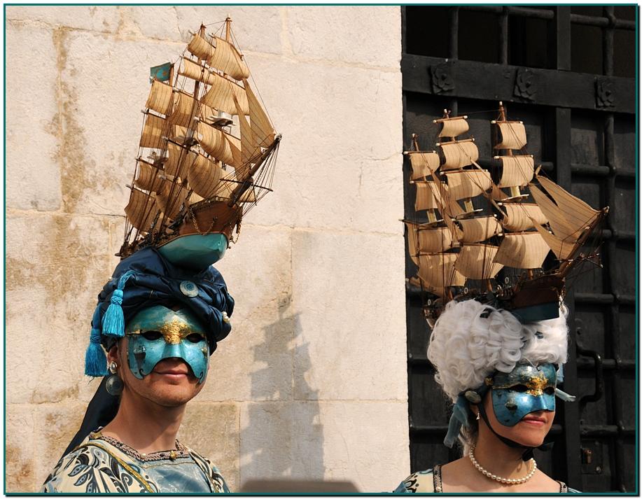 Венецианский карнавал ... carnaval 15