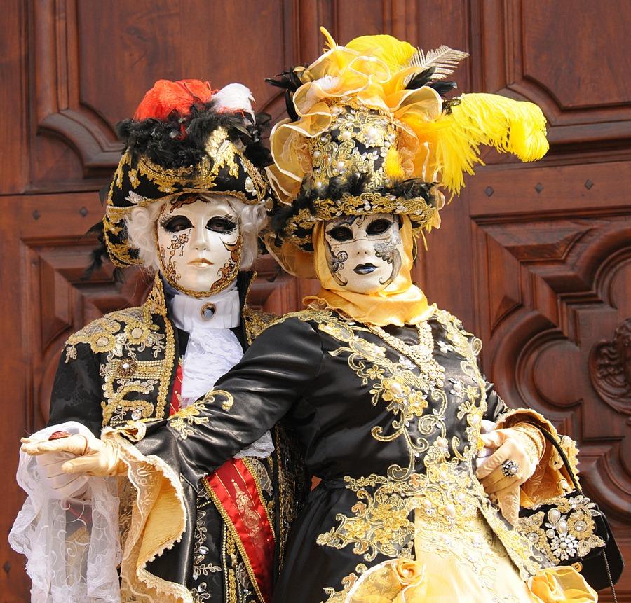 Венецианский карнавал ... carnaval 16