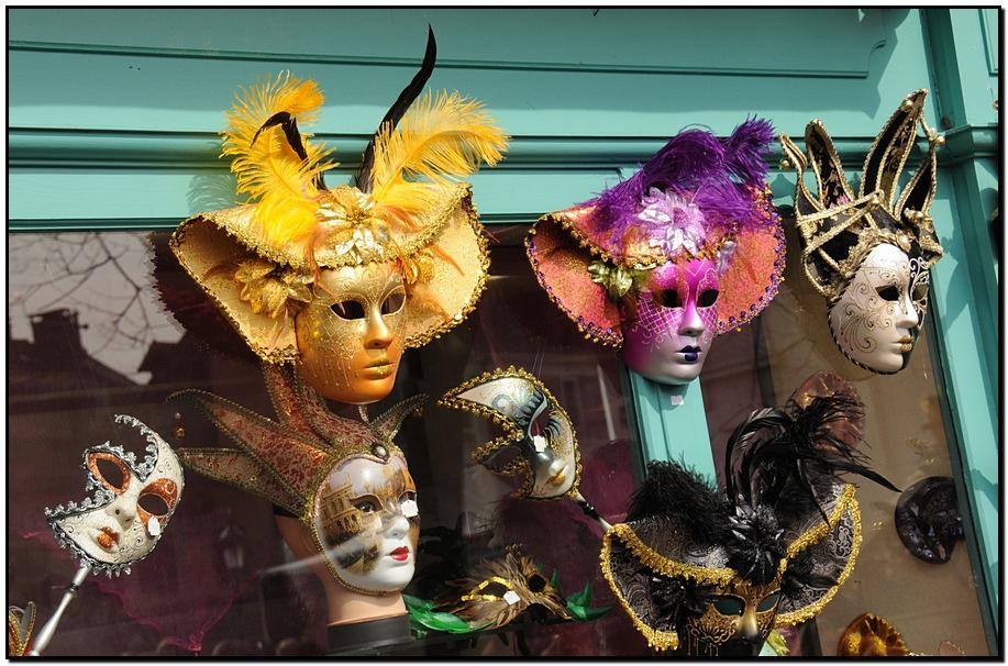 Венецианский карнавал ... carnaval 18