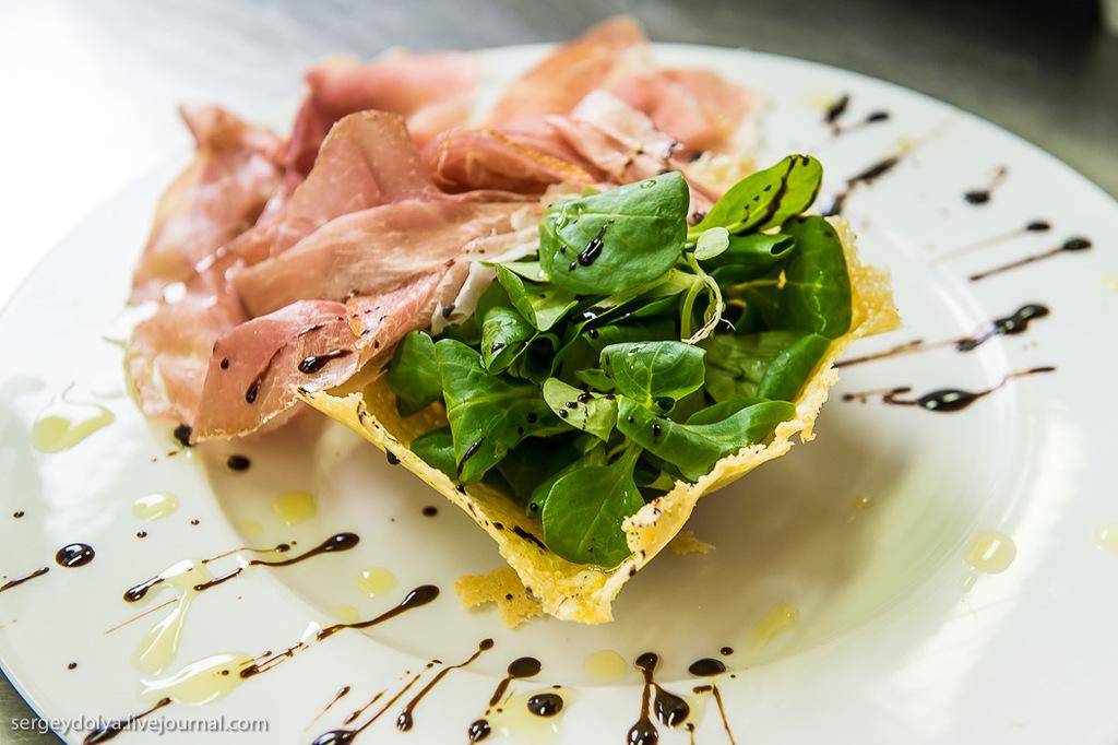 Первая кулинарная школа в Италии