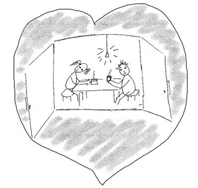 Сказка о сердце.