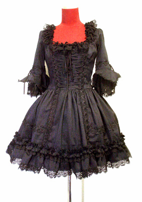 Antique Beast Gown