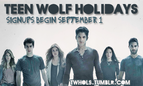 teen wolf holidays signups begin september 1